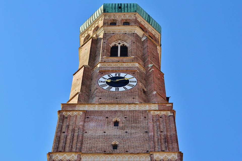 Frauenkirche, Bavaria, State Capital, Munich, Tower