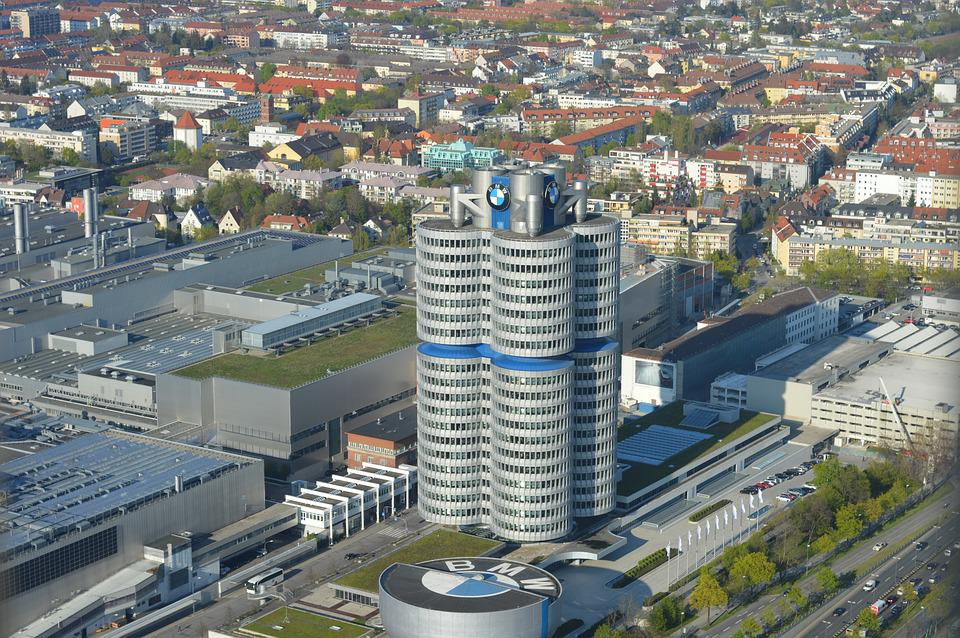 Bmw, Munich, Germany, Tower, Bavaria, Building