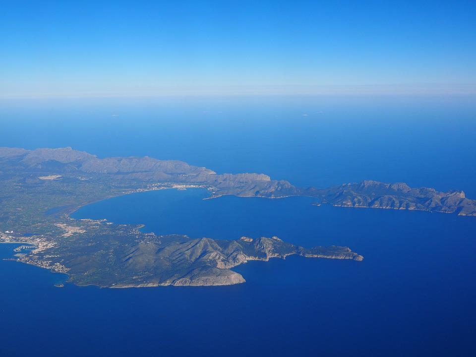 Mallorca, Bay Of Pollenca, Bay Of Alcudia, Booked