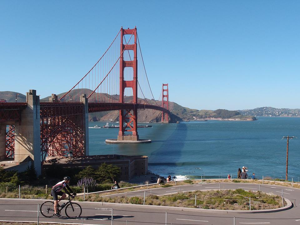 Golden Gate, San Francisco, California, Bay