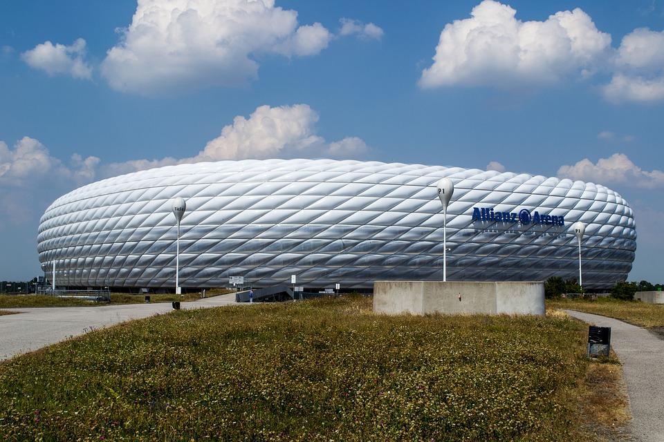 Bayern, Football, Munich, Stadium, Alyantsarena