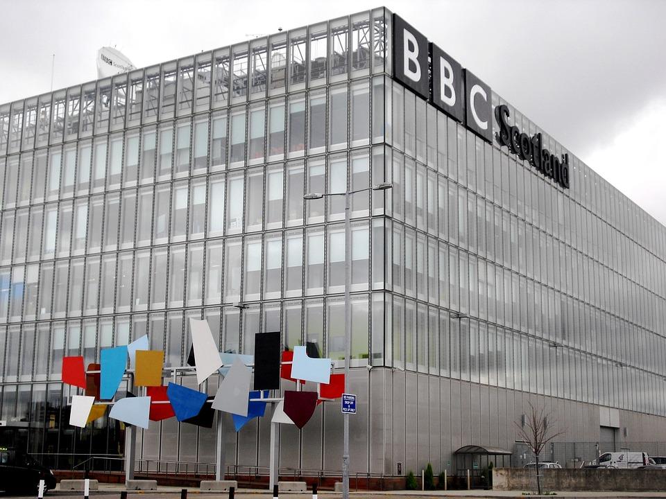 Bbc, Scotland, Office, Glasgow