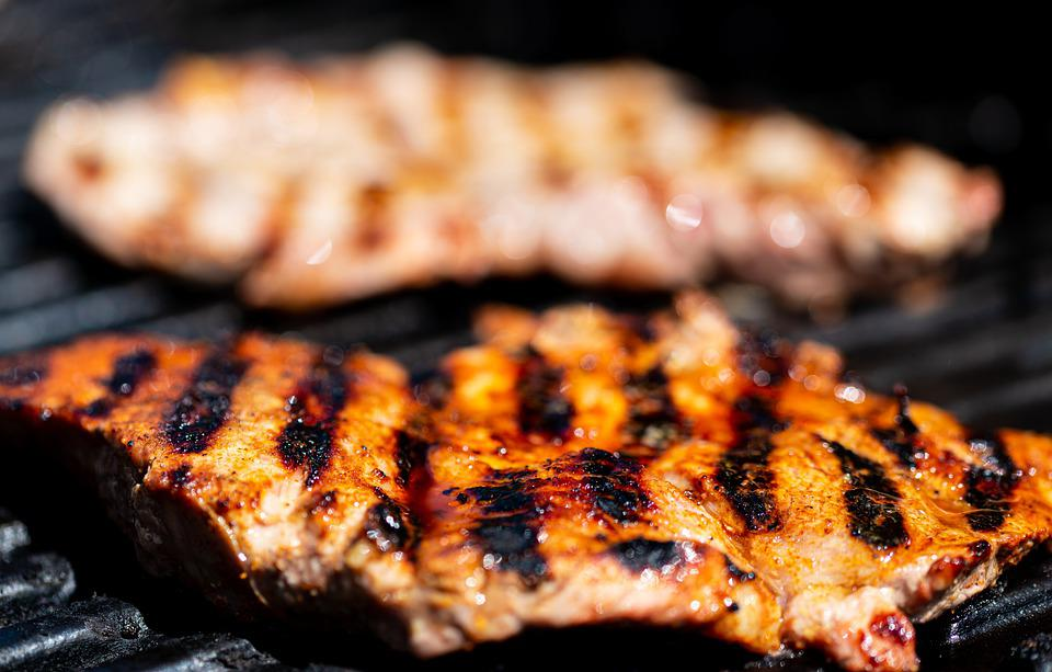 Steak, Barbecue, Bbq, Meat, Grill, Food, Beef, Eat