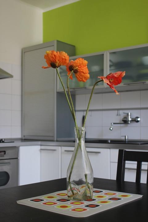 Kitchen, Housing, Kvetina, Design, Be, Dum, Rental