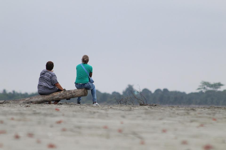 People, Beach, Sea, Balance, Photography, Ecuador
