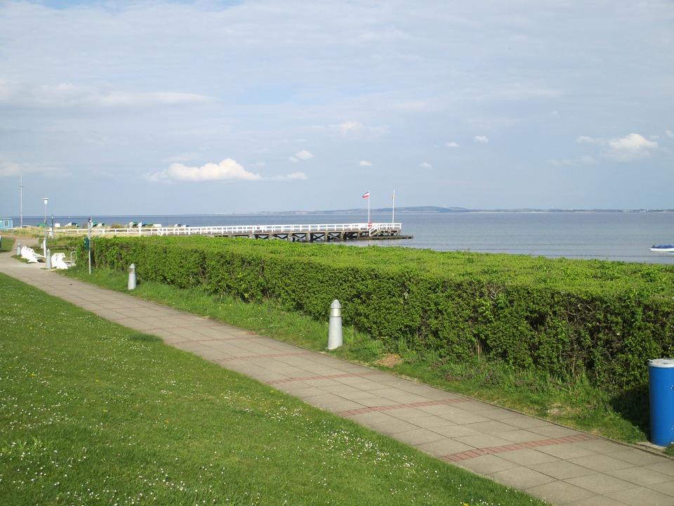 Baltic Sea, Beach, Hohwacht