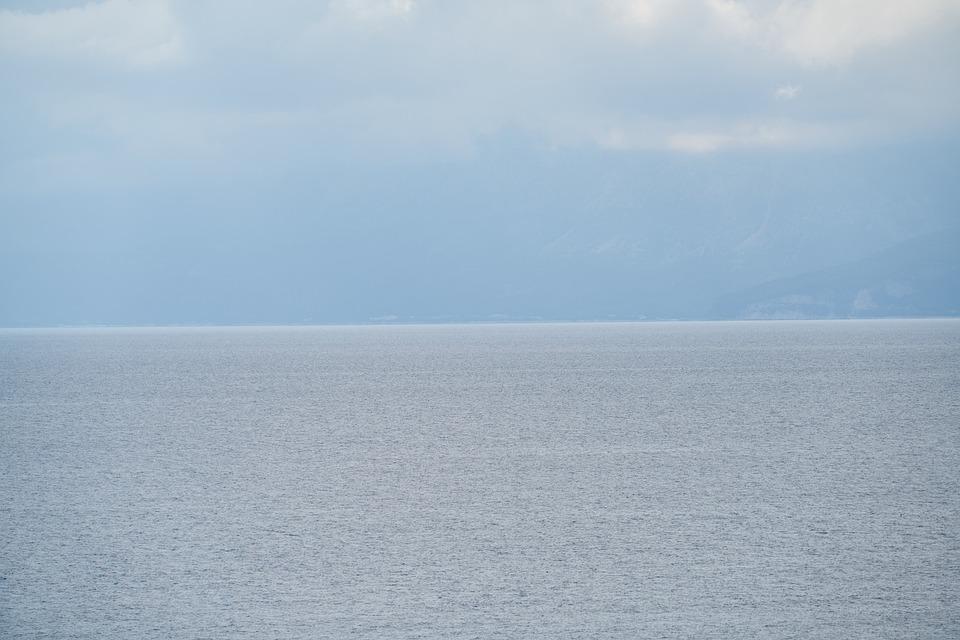 Marine, Sky, Water, Clouds, Beach, Nature, Beautiful