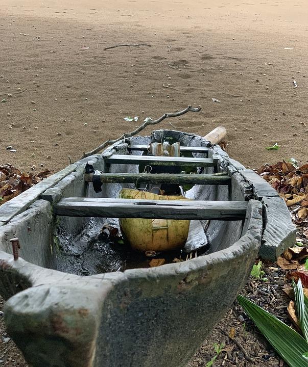 Boat, Beach, Sea, Travel, Ocean, Sand, Paradise, Shore