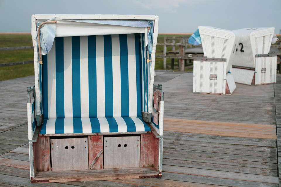 Beach Chair, Pile Construction, Spo, St Peter Obi, Mood