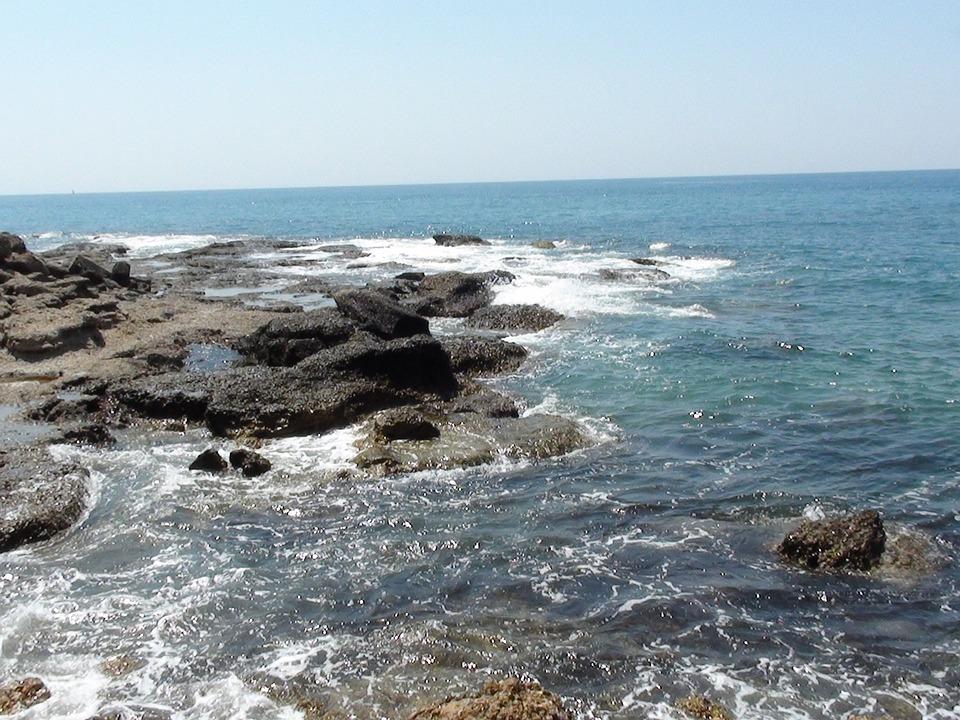 Sea, Cliff, Turkish, Shoreline, Beach, Rocky Shore