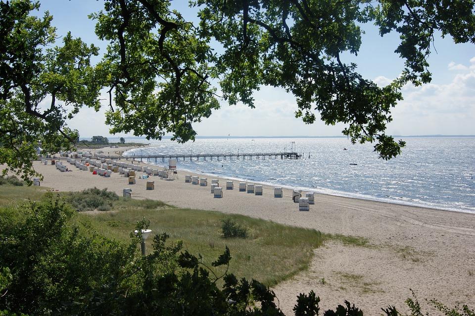 Sea, Beautiful Beach, Beach, Water, Landscape, Coast