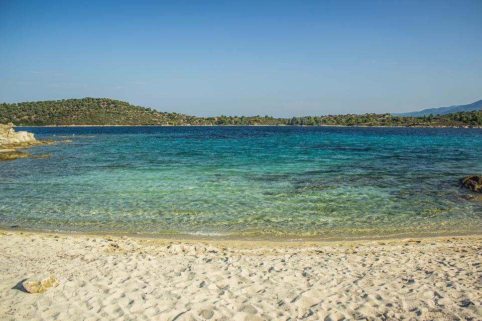 Beach, Beautiful, Beauty, Blue, Bright, Coast