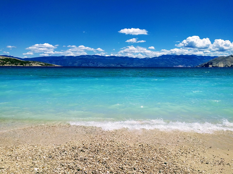 Croatia, Sea, Beach