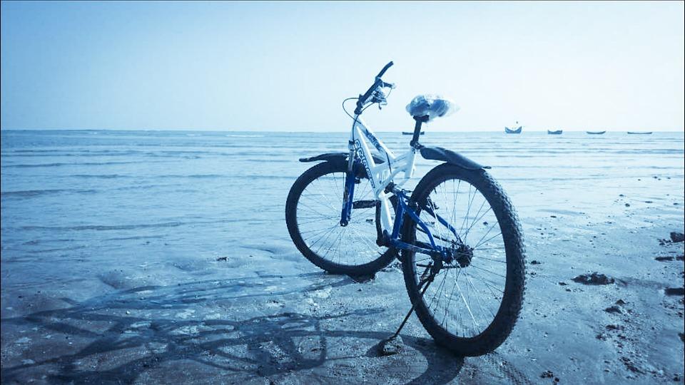 Saint Martin, Sea, Cycling, Beach, Landscape