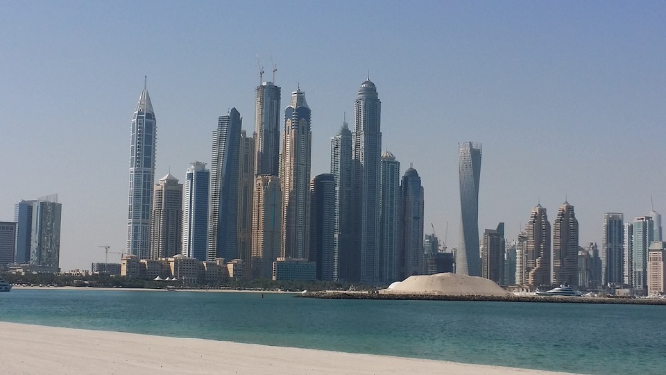 Dubai, Uae, Beach