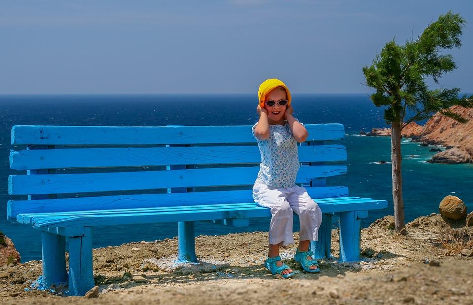 Sea, Beach, Waters, Summer, Nature, Greece