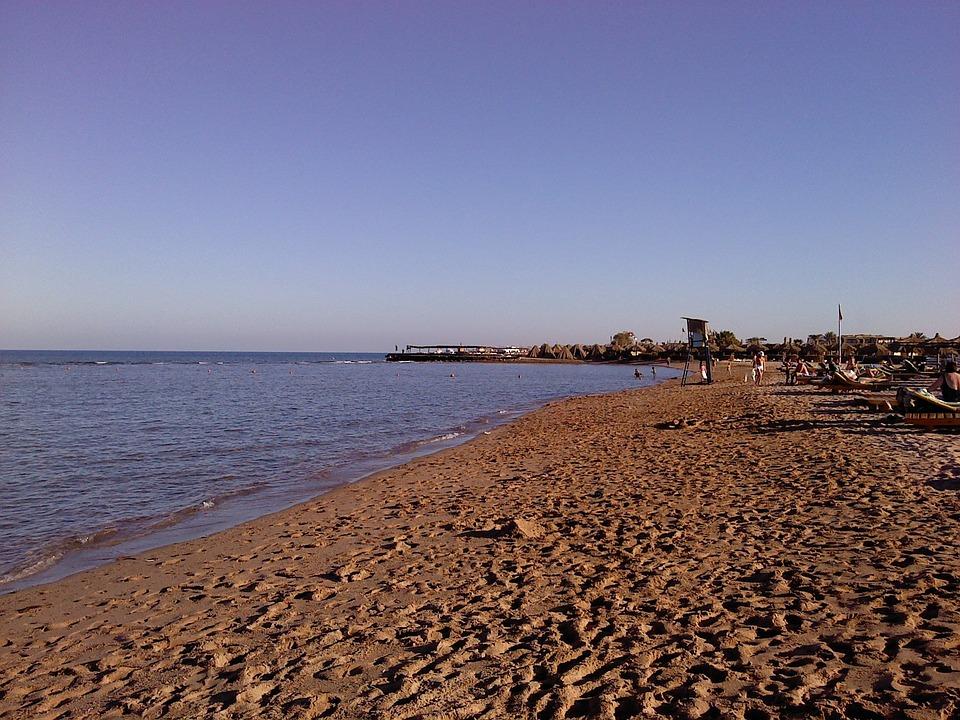 Sand, Beach, Sea, Sun, Holiday