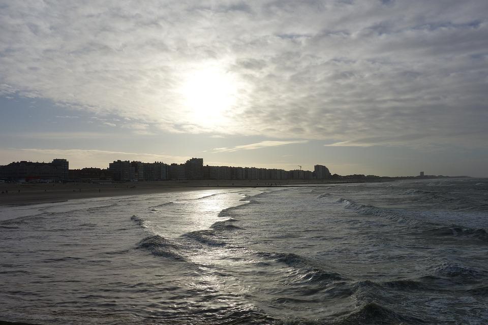 Sea, Holiday, Beach, Blue Sky, Sun, Coast, Water