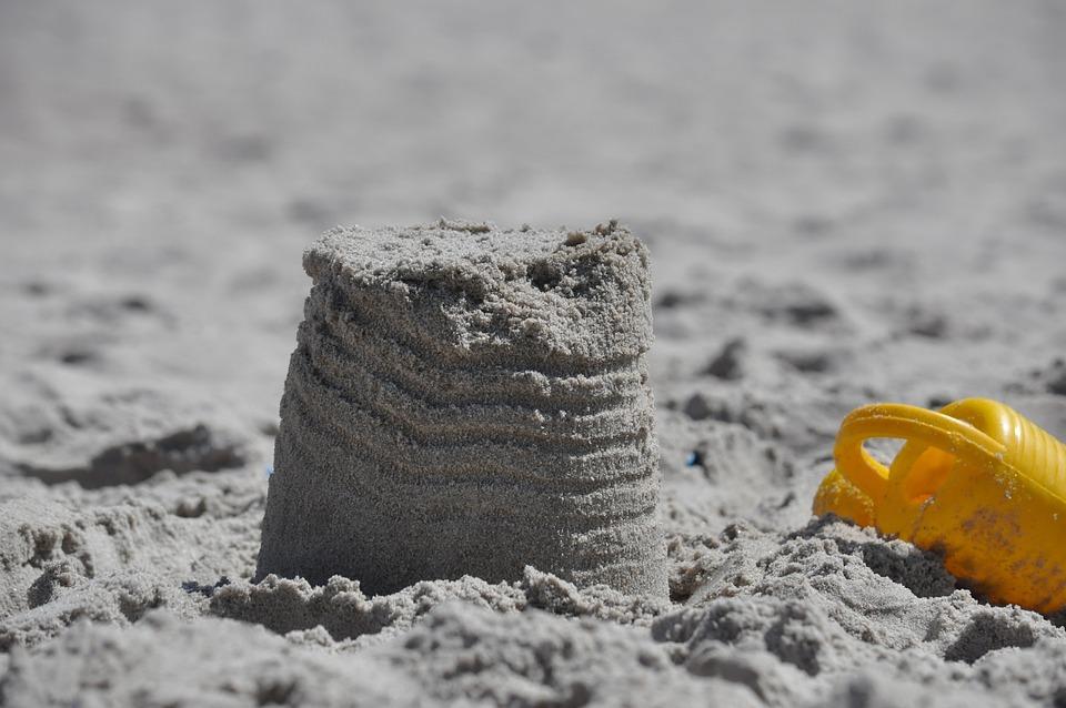Beach, The Coast, Sand, Fun, Holiday, Holidays