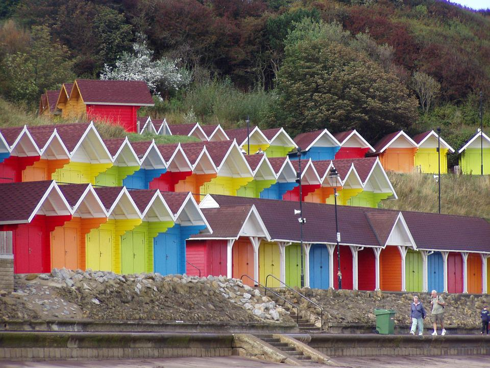 Beach Huts, Beach Houses, Beach House, Beach Hut, Sea
