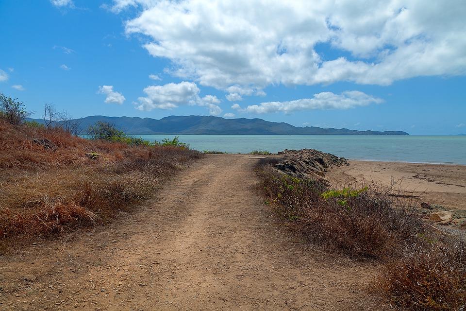 Beach, Tropical Setting, Magnetic Island