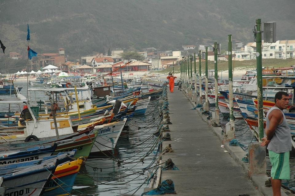 Arraial, Cabo, Brazil, Mar, Travel, Nature, Beach