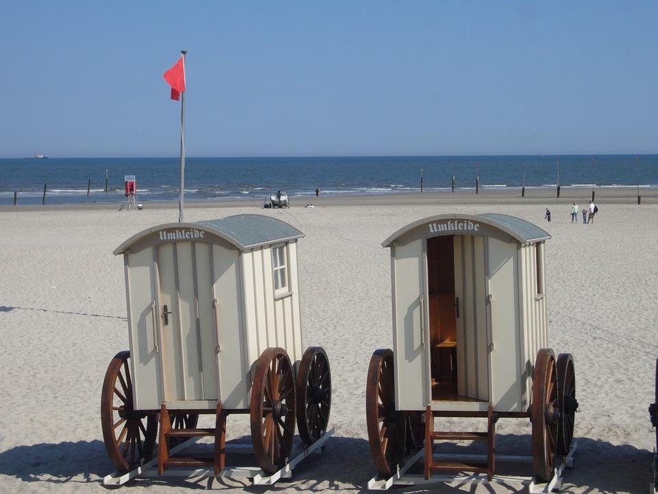 North Sea, Beach, Nostalgia, Dare, Summer