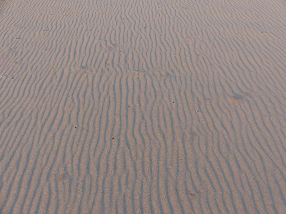 Sand, Beach, Ocean, Charente, Spanish, Beach Spanish