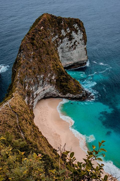 Ocean, Beach, Water, Sand, Nature, Coast, Tropical