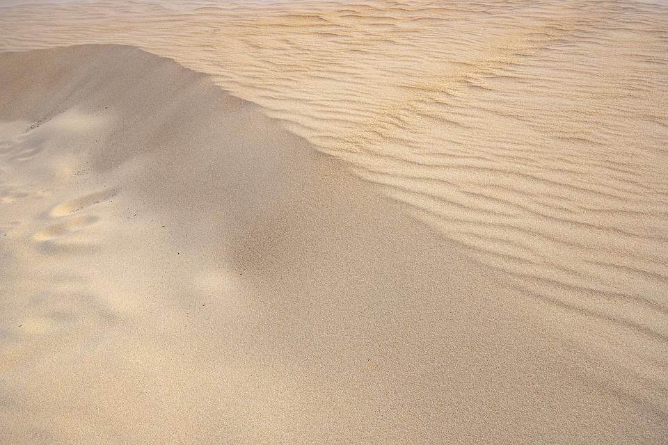 Sand, Beach, Sea, Ocean, Summer, Nature, Paradise