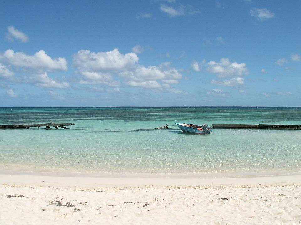 Paradise, Sea, Beach, Side, Guadeloupe, Iler Caret