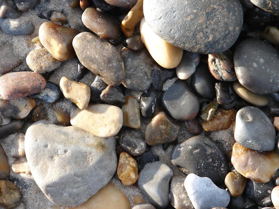 Stones, Beach, Sea, Pebble, Stone