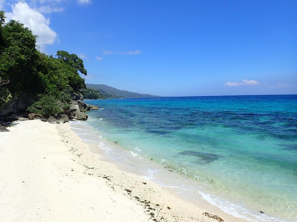 Beach, Oslob, Philippines, Sand, Cebu