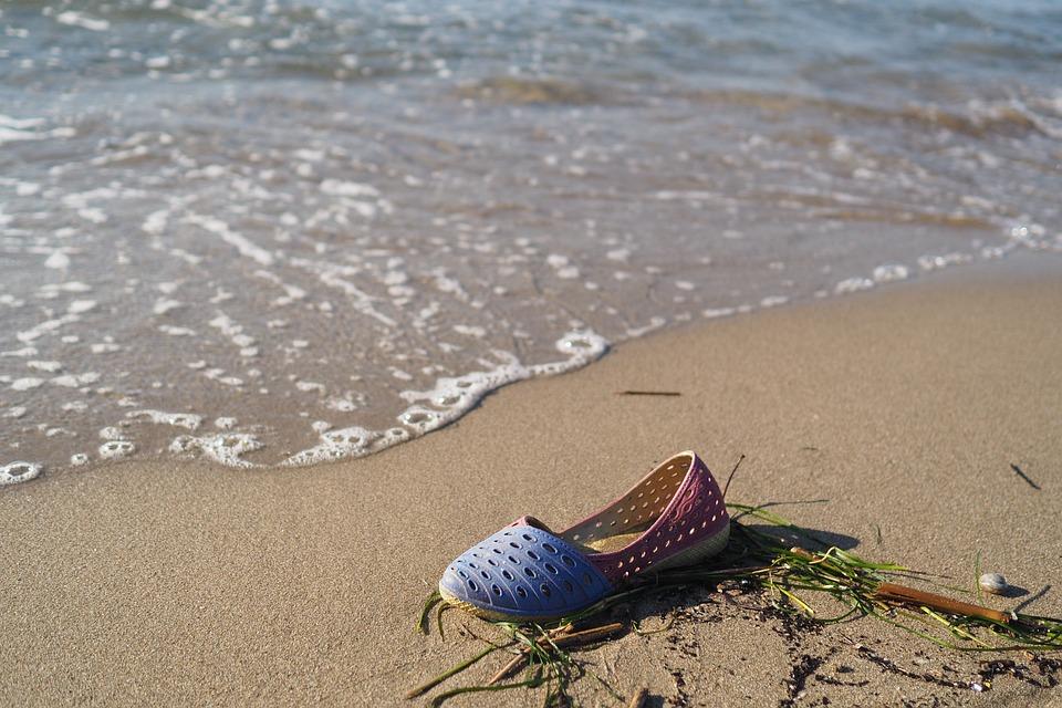 Plastic Waste, Beach, Garbage, Pollution, Plastic