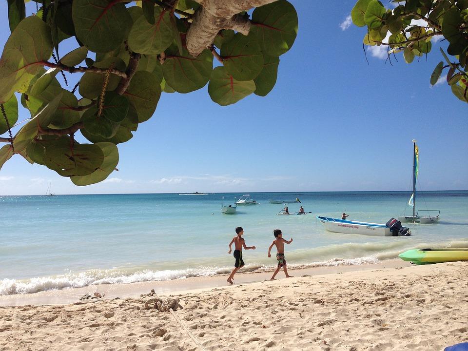 La Romana, Caribbean, Beach, Play