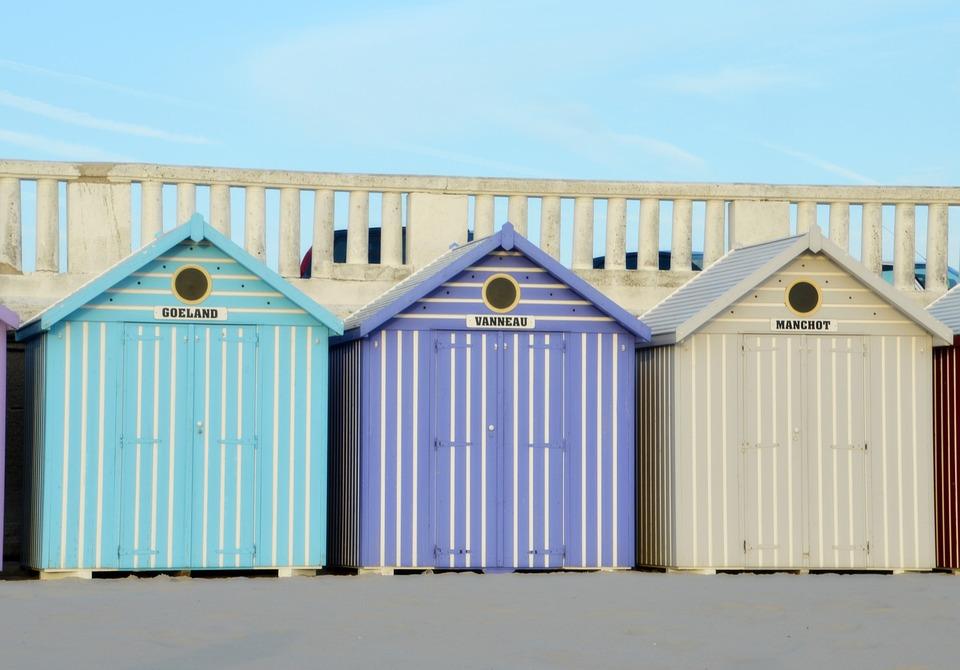 Sea, Beach, Stella Beach, Hauts De France, Resort