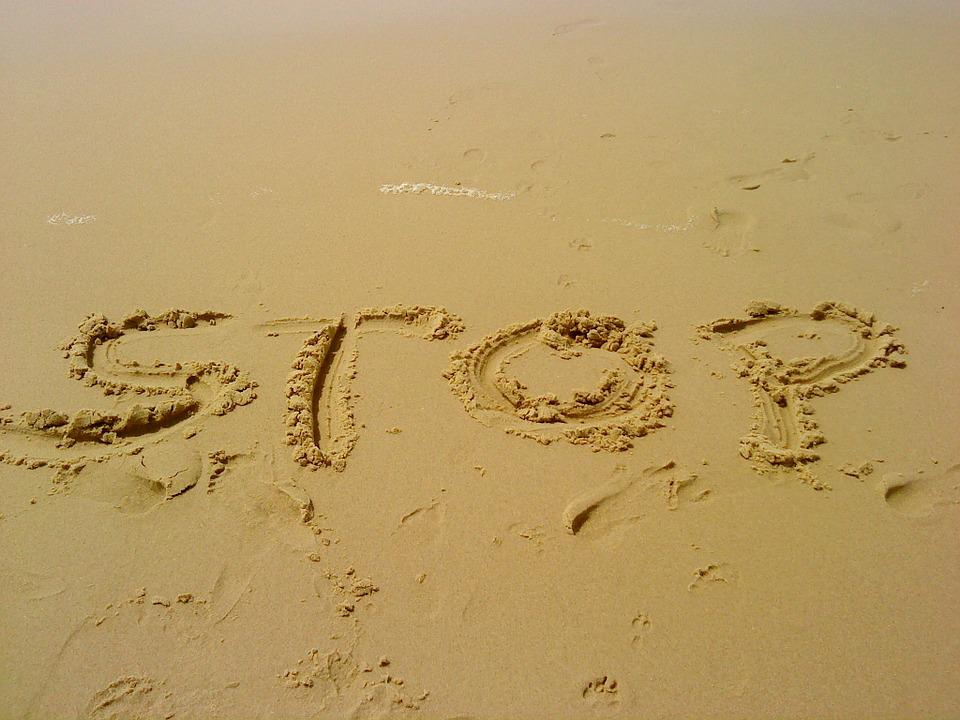 Sand, Stop, Pause, Rest, Holiday, Beach
