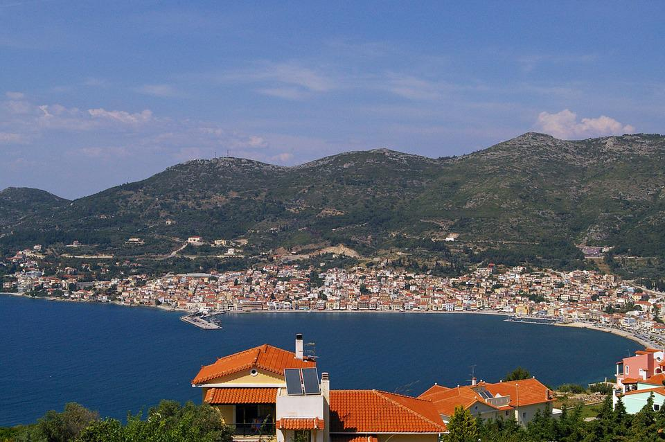 Samos, Island, Greece, Holiday, Sea, Beach, Water
