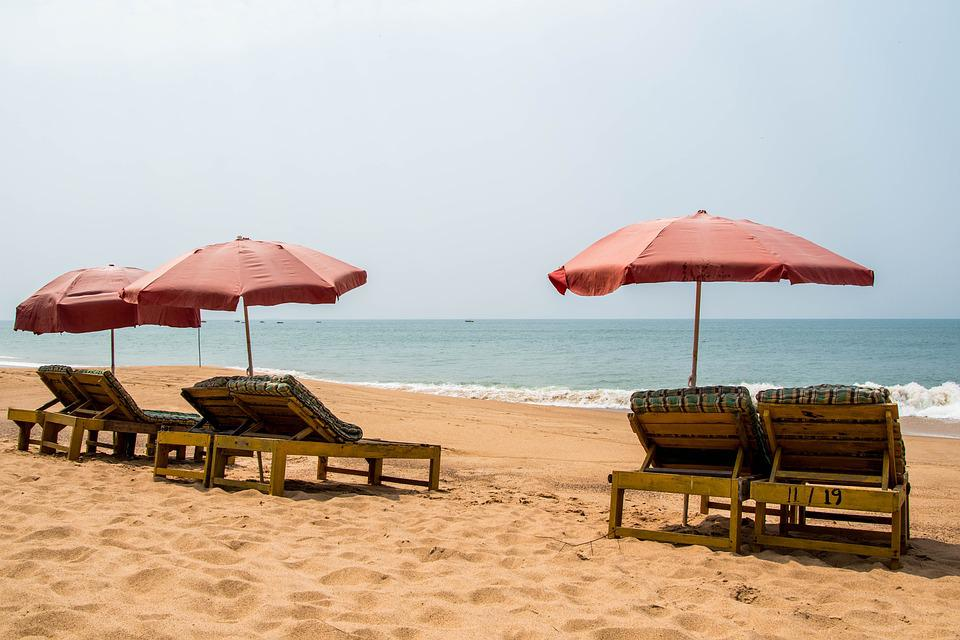 Beach, Sea, Summer, Water, Sand