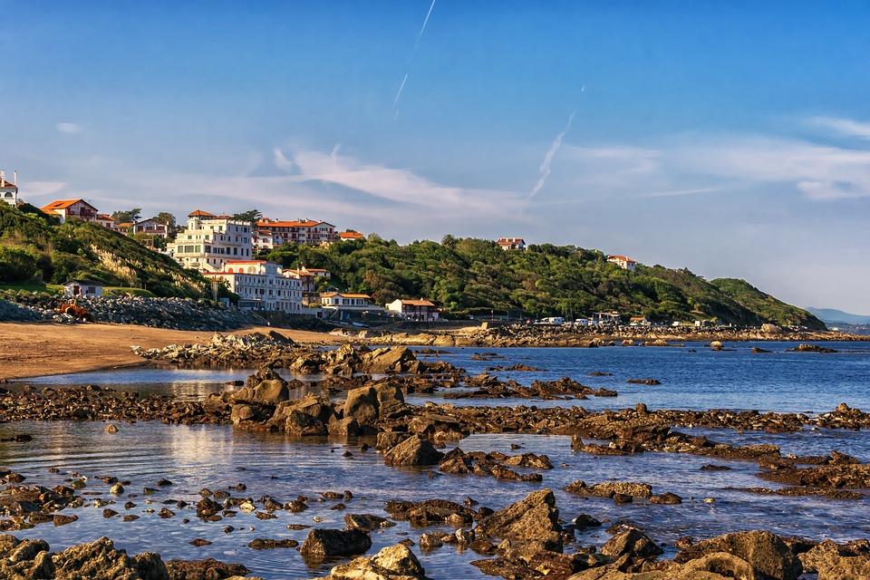 Beach, Sea, Sand, Stones, Water, Kisses, Ebb, Atlantic