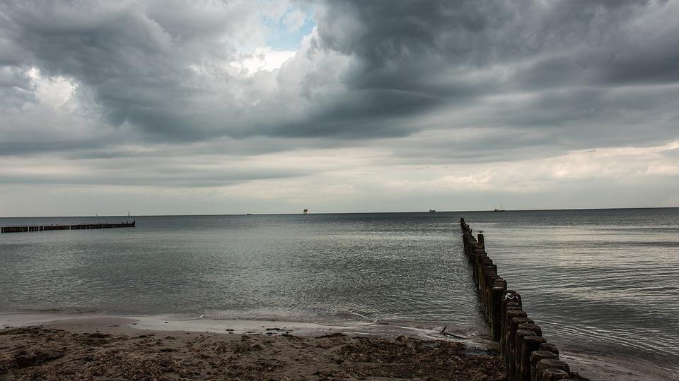 Beach, Sea, Beach Sea, By The Sea, Summer, Water, Sand