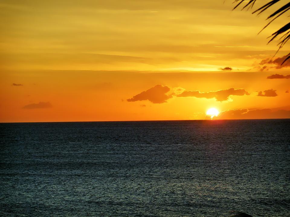 Maui, Hawaii, Sunset, Beach, Sea, Hawaiian, Island