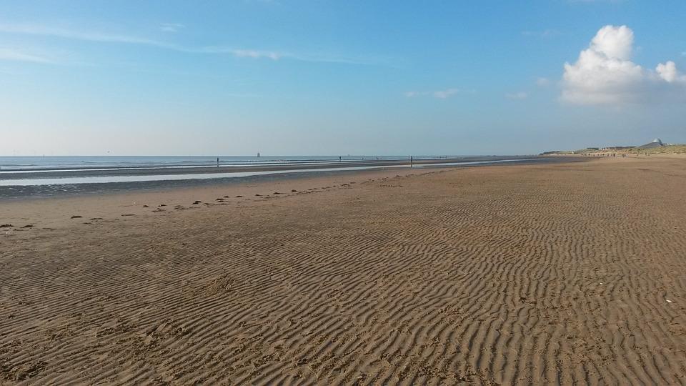 Beach, Sand, Sea, Vacation, Holiday, Coast, Sky, Cloud