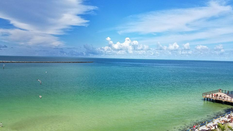 Beach, Vacation, Summer, Sand, Coast, Ocean, Seascape