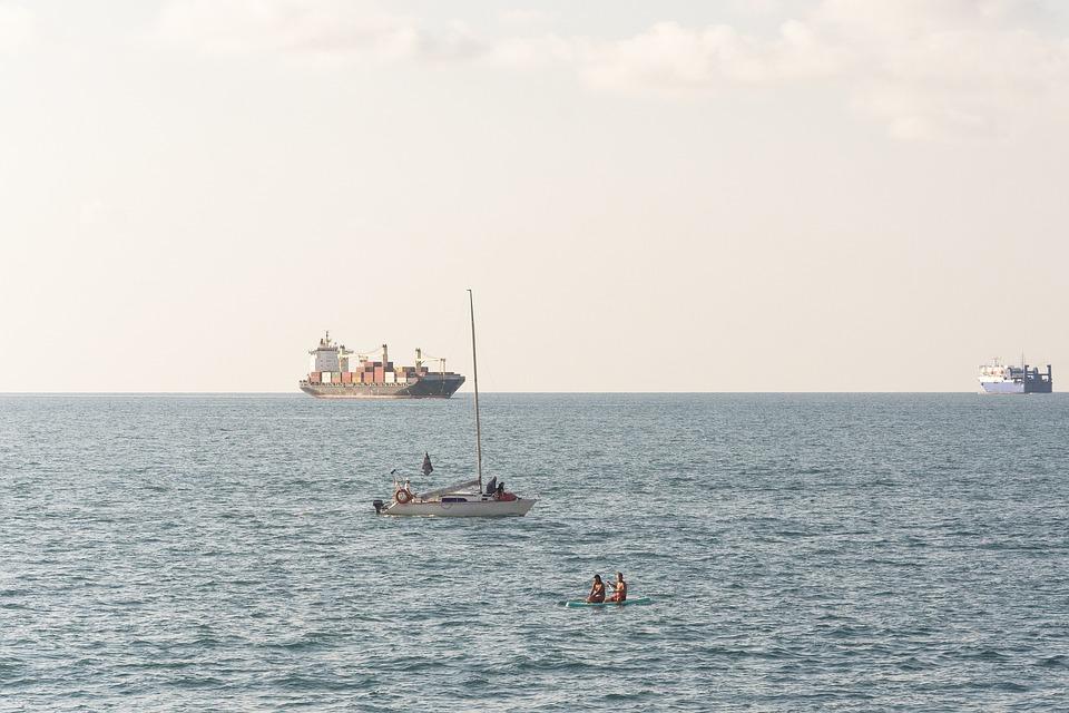 Boats, Ships, Sea, Water, Nature, Ocean, Beach, Travel