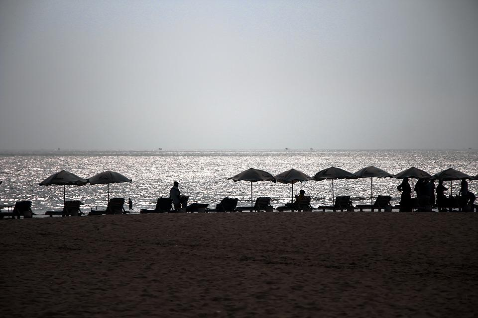 Sea Beach, Nature, Water, Beach, Landscape, Sky