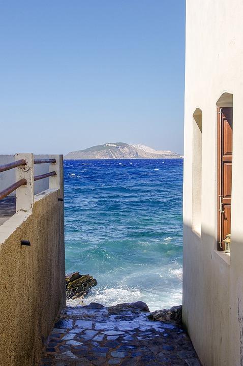No One, Sky, Sea, Travel, Water, Coast, Beach, Summer