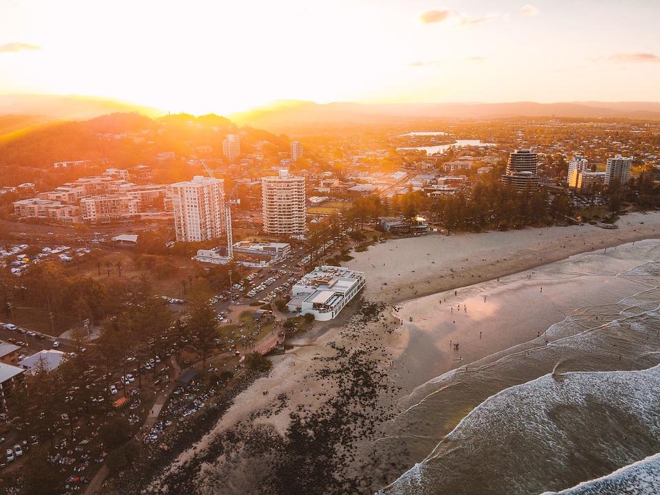 Beach, Ocean, Seashore, Sunset, Surf, Explore, Shore