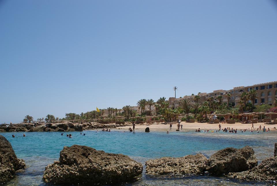 Sahl Hasheesh, Beach, The Red Sea