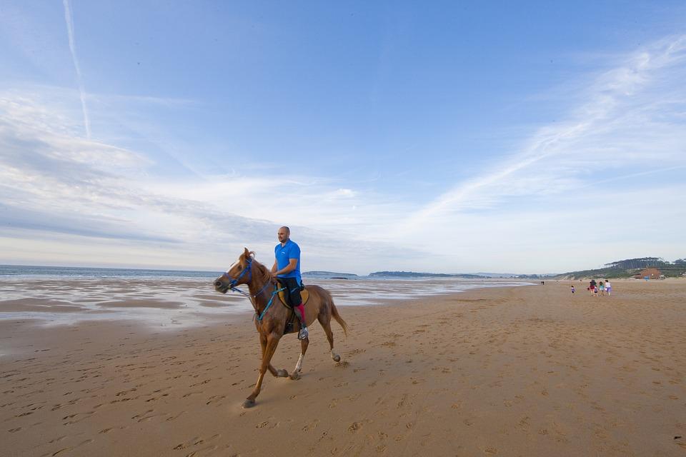 Sand, Beach, Sea, Travel